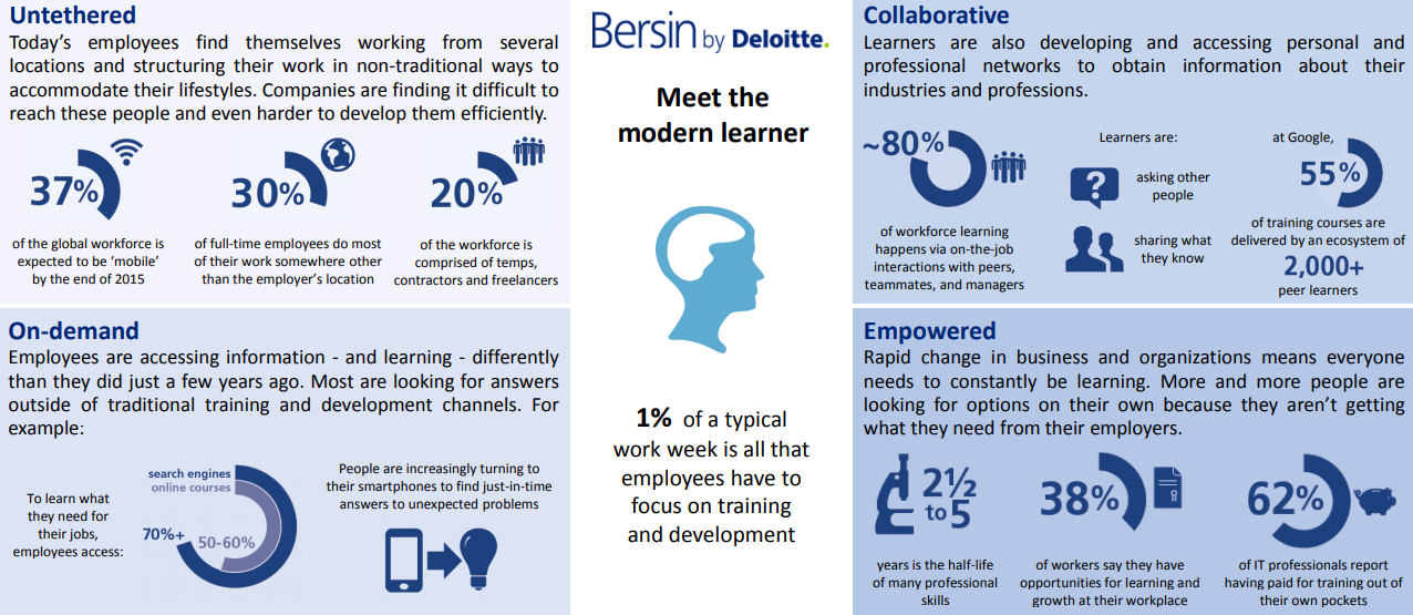 Bersin by Deloitte research investing in higher ed