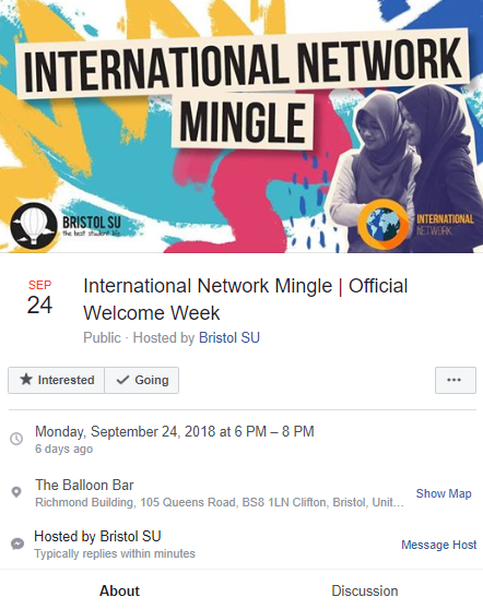 International Mingle