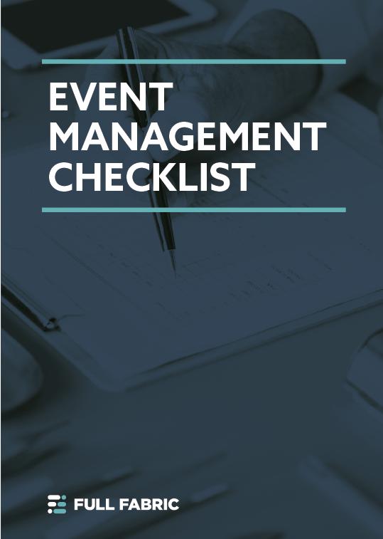 Leadflow - Event Management Checklist