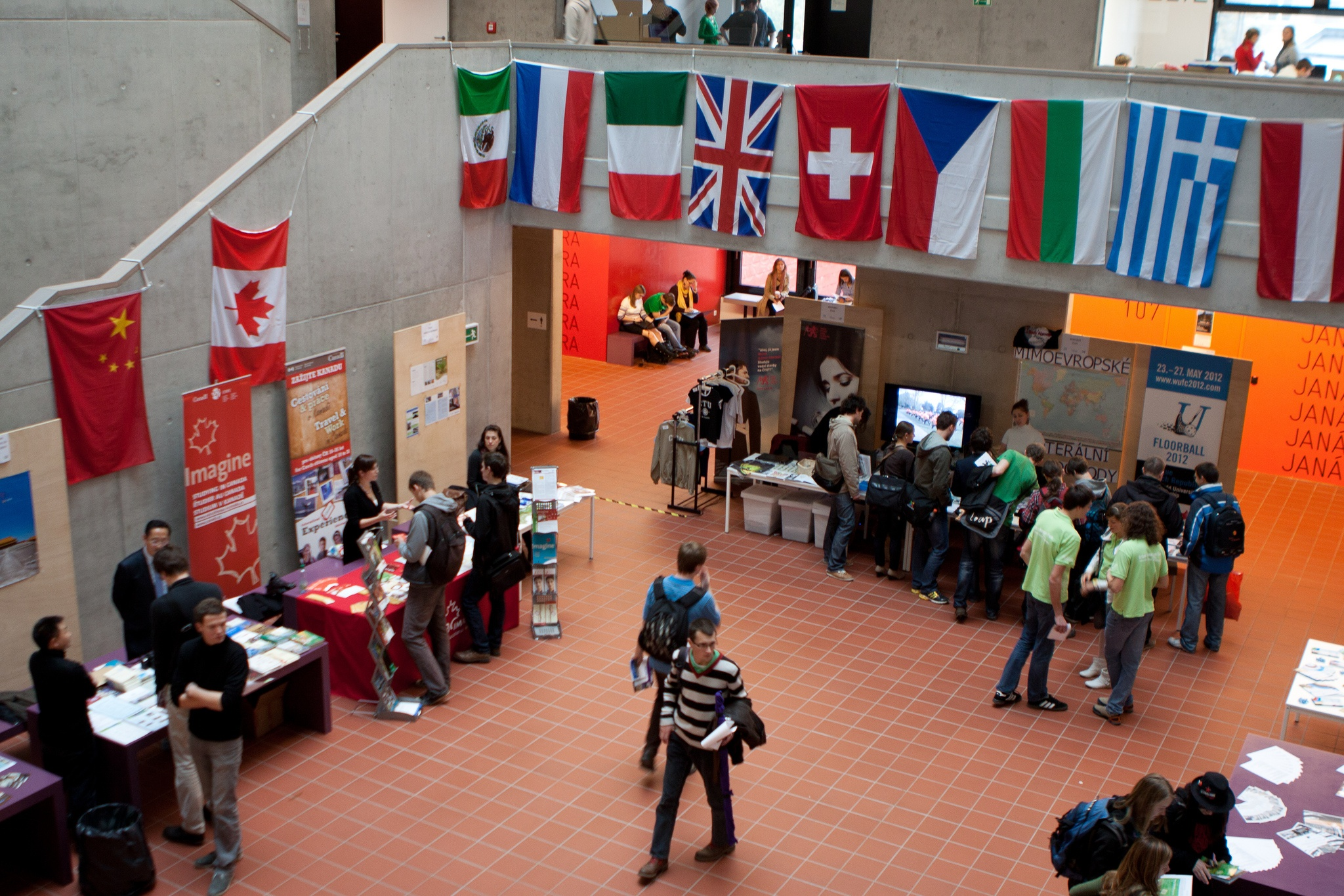 International graduate fair