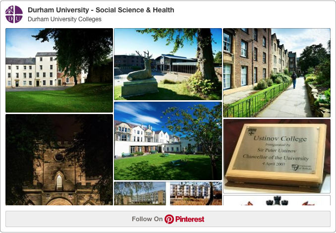 How universities can make the most of Pinterest