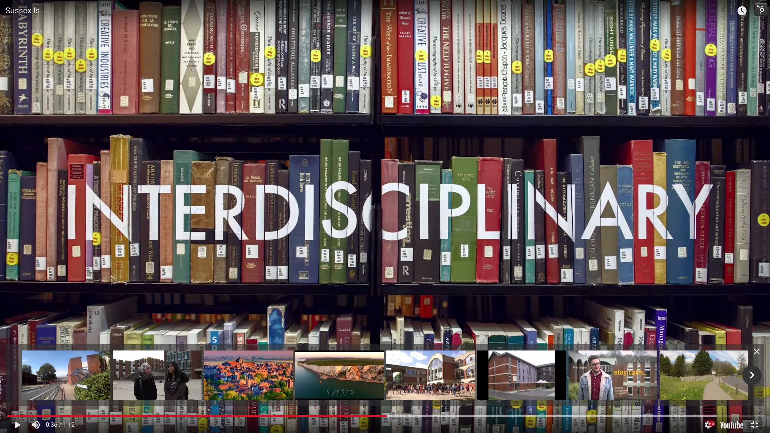 University admissions videos: five great examples