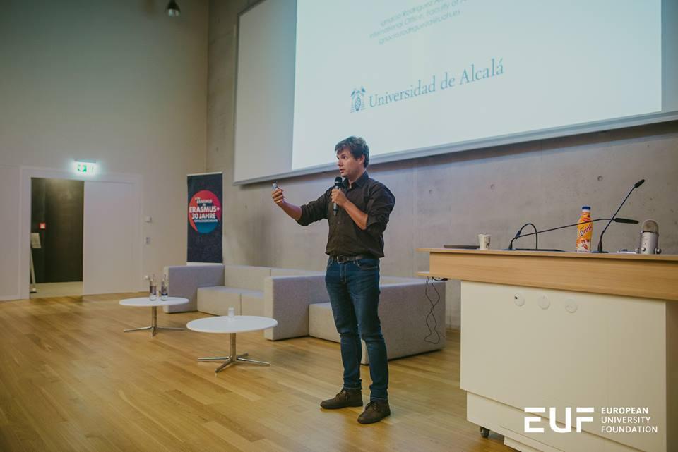 My job in higher ed with João Bacelar, European Foundation University
