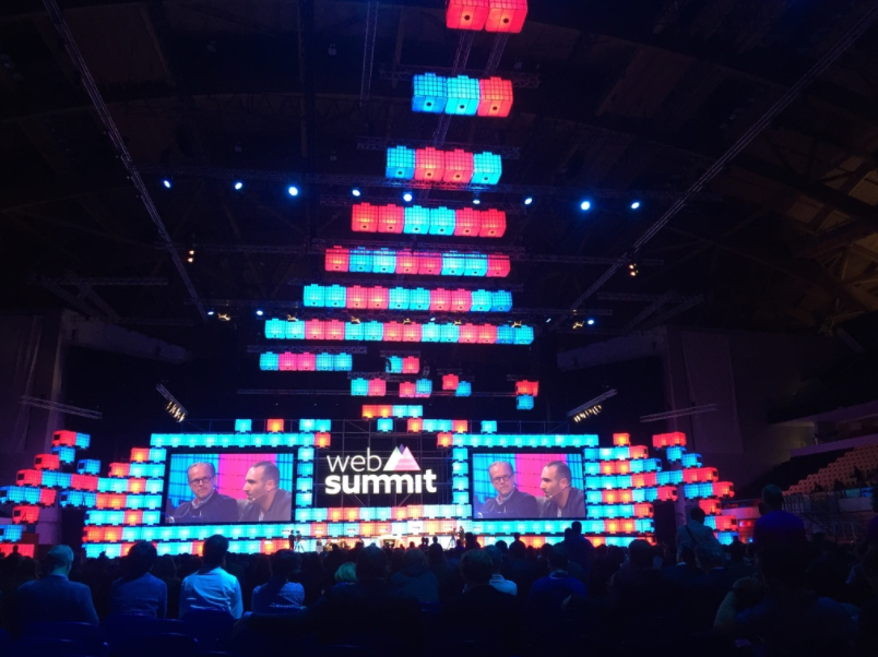FULL FABRIC at Web Summit 2016: my experience