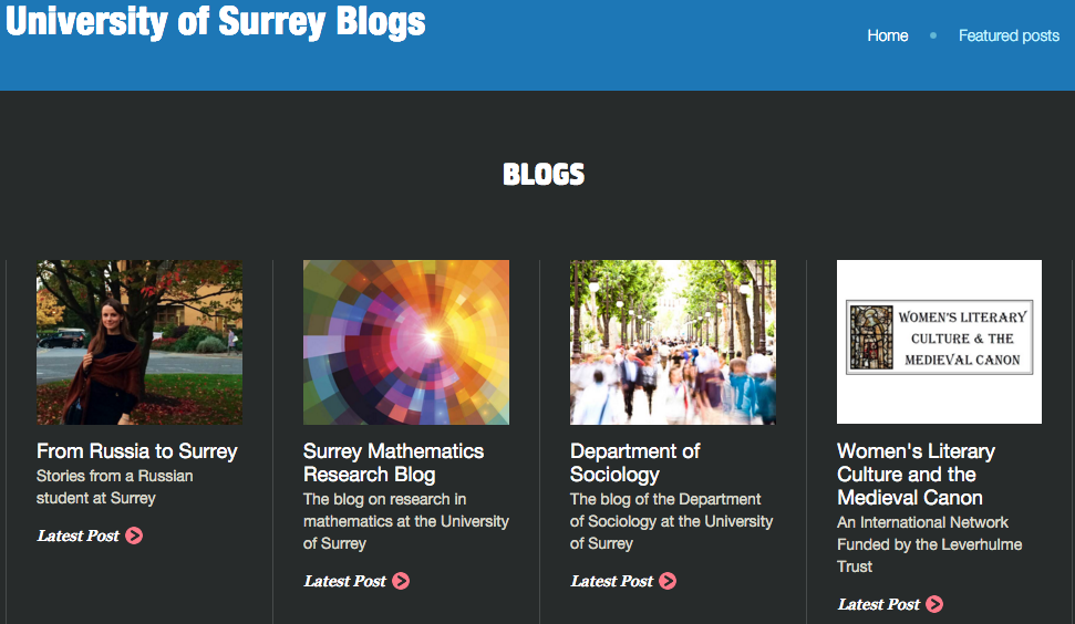 How universities can make the most of blogging