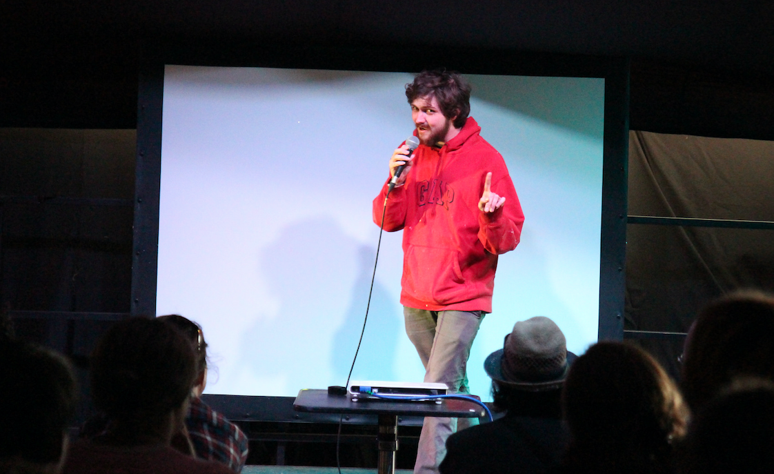 Bright Club, the comedy night where academics stand up