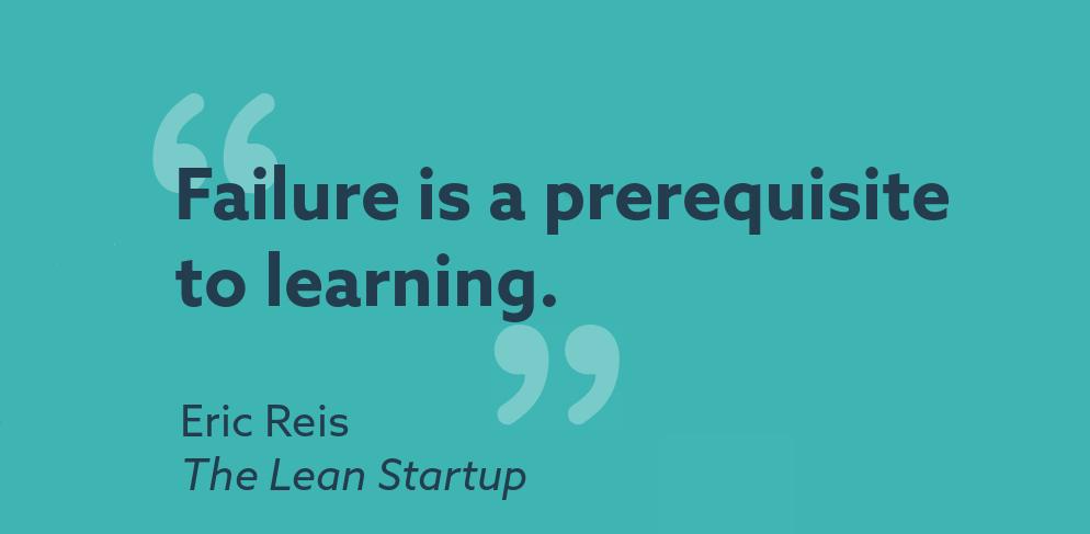What university admissions teams can learn from The Lean Startup